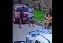 Câmera registra momento da execução de sargento da PM - VÍDEO