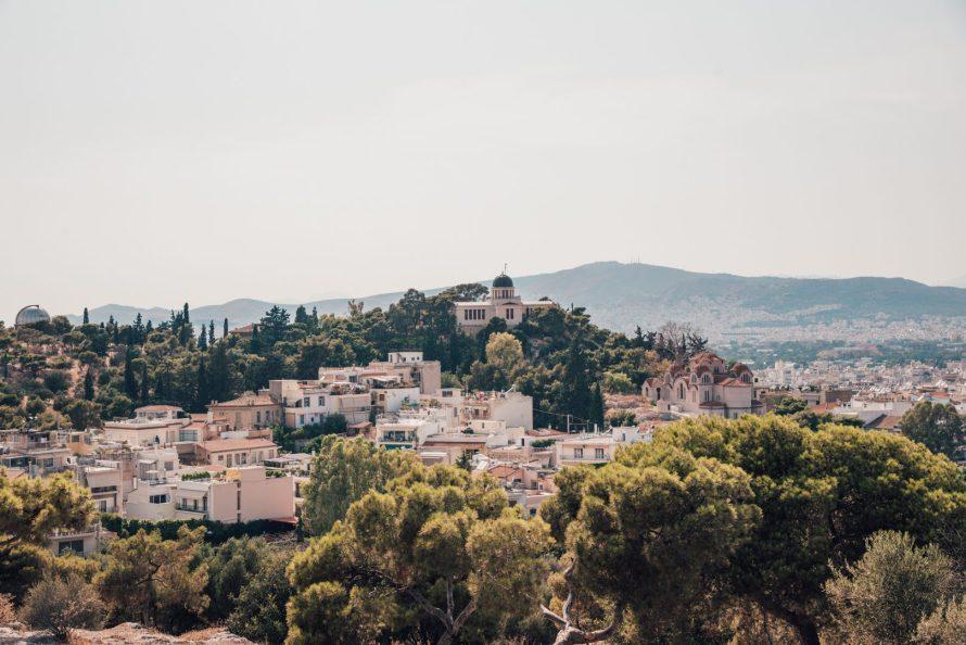 Filapappou Hill Athens