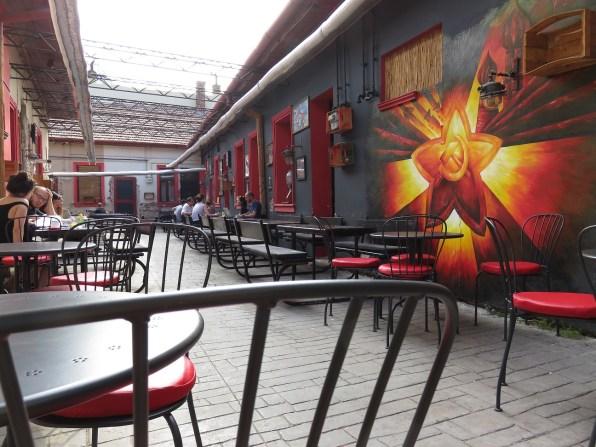 Soviet Courtyard