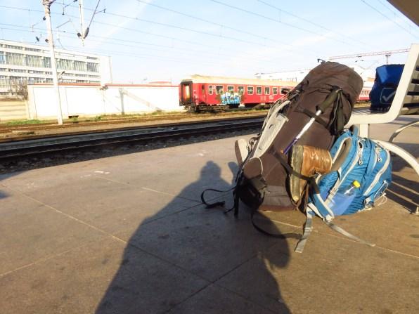 Cluj station