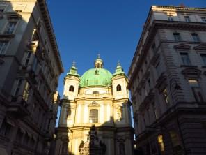 Vienna, St Peter's