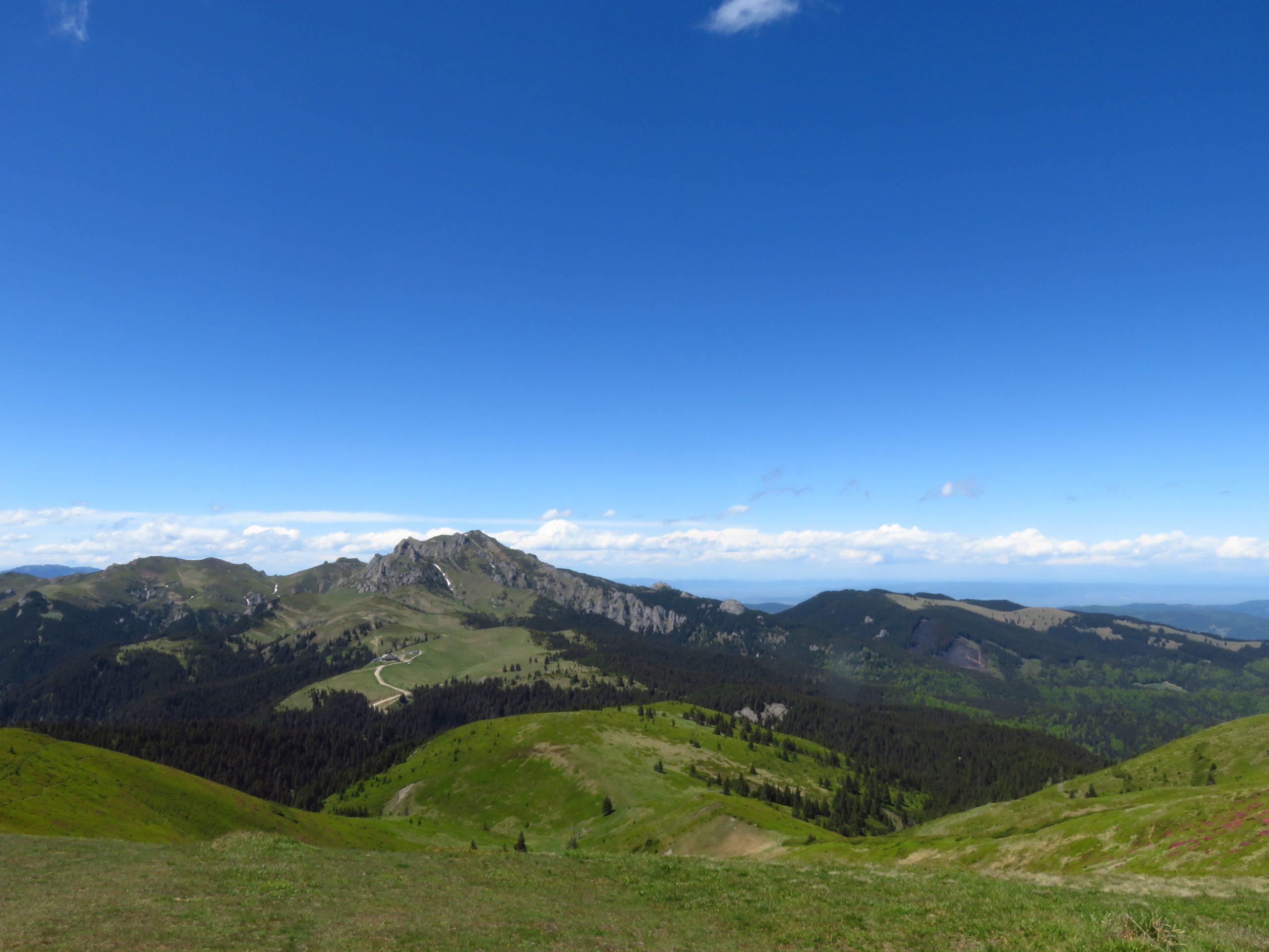 ciucas mountains romania