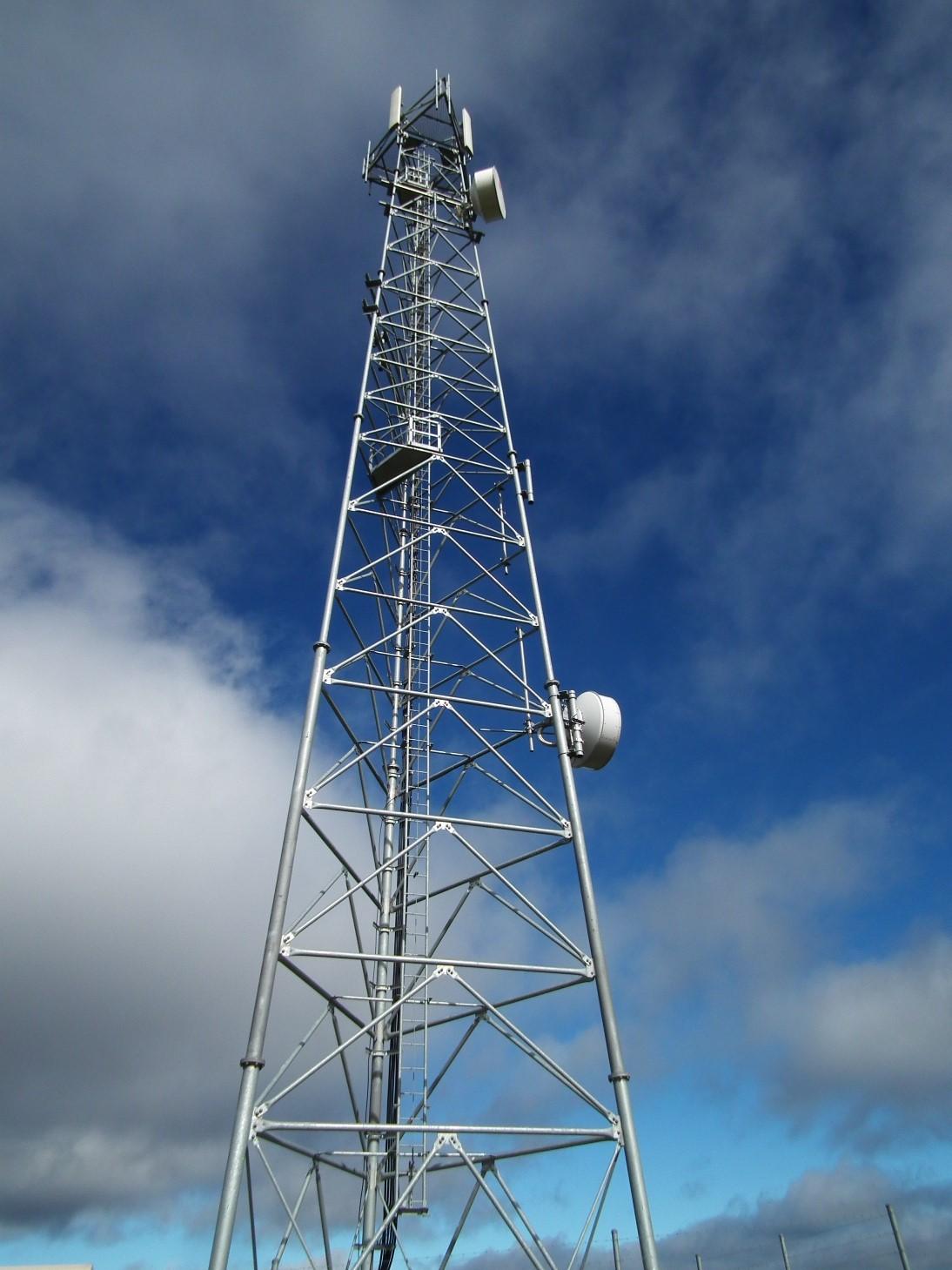 Self Supporting Towers - Triangular (Medium-duty)
