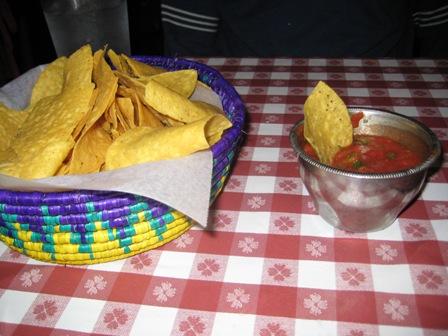 Nuevo Laredo Chips Y Salsa