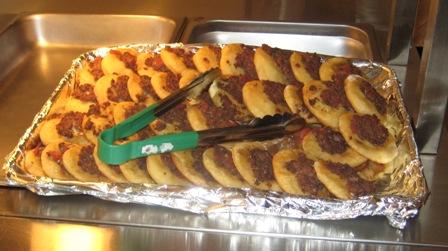Appetizers - Meat Pie