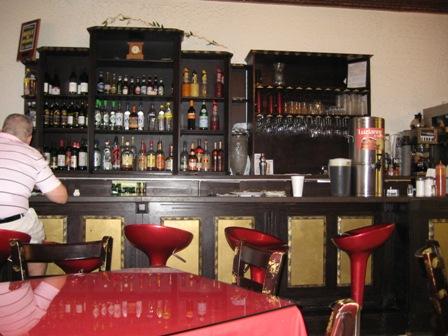 Cafe Agora Bar