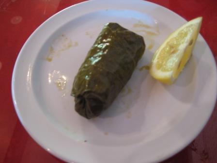 Cafe Agora Dolma
