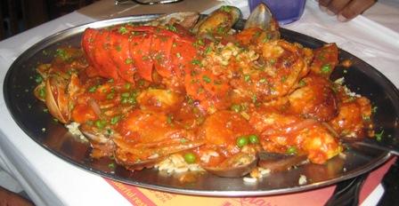 MFM Seafood Paella