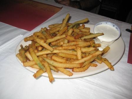 MFM Zucchini Fries