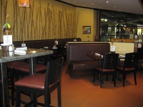 FuegoMundo Dining Area