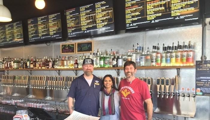 barleygarden restaurant review