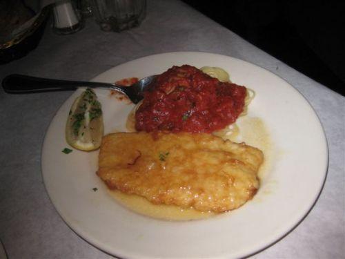 La Strada Calamari Steak