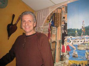 La Strada owner, John Lefkaditis