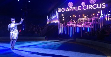 Big Apple circus review