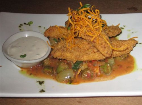 Wisteria Fried Catfish
