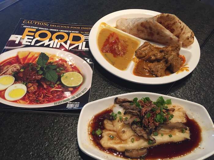 Food Terminal atlanta review dishes