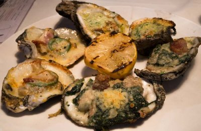hugos oyster bar