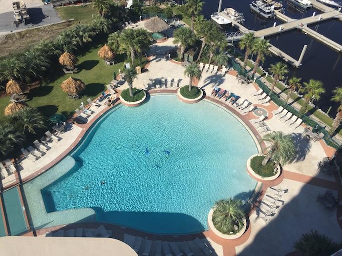 condo rental gulf shores alabama pool caribe resort