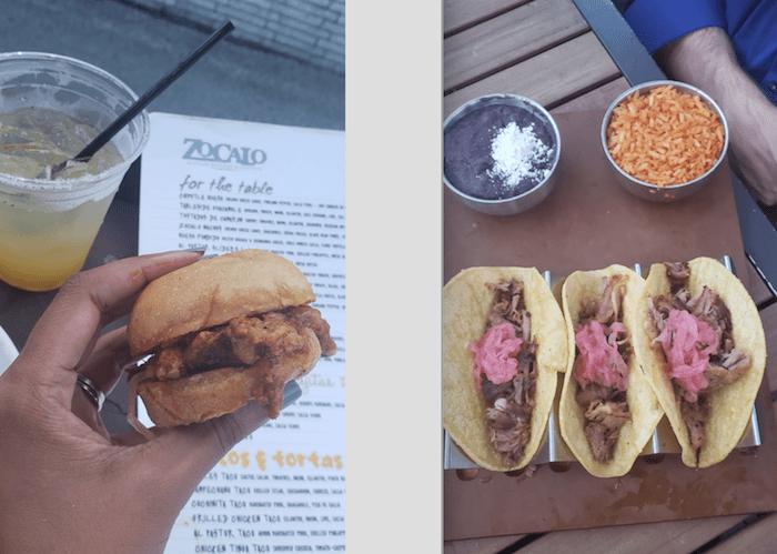 ZOCALO atlanta restaurant review