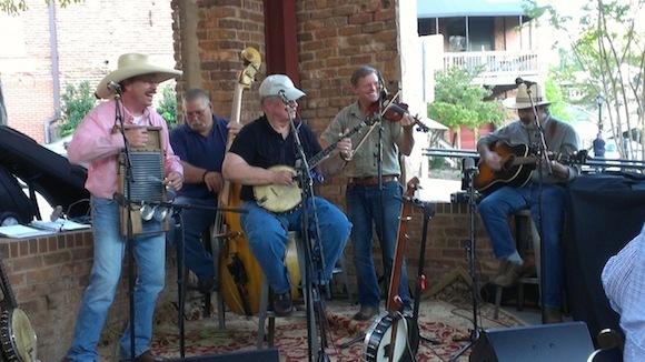 Sunday Supper Bluegrass Band