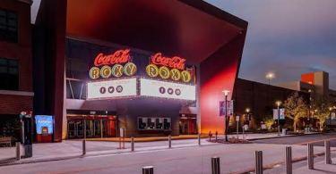 coca cola roxy theatre location