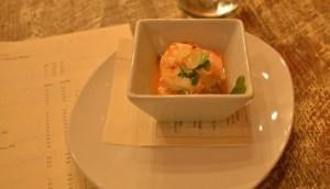 Vine and Tap Garlic Shrimp