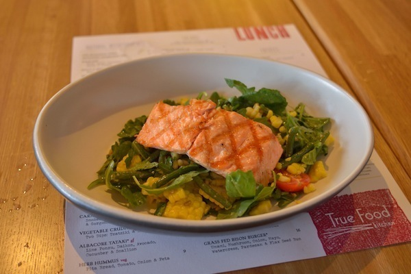 True Food Kitchen Salmon