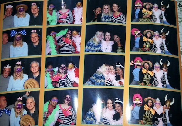 Let's Booth It! - Photo booth with props