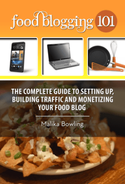 food-blogging-book
