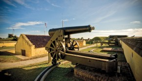 Fort Moultrie - image by www.charlestoncvb.com