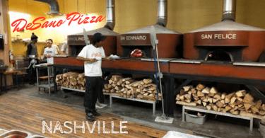 DeSano's Pizza Nashville