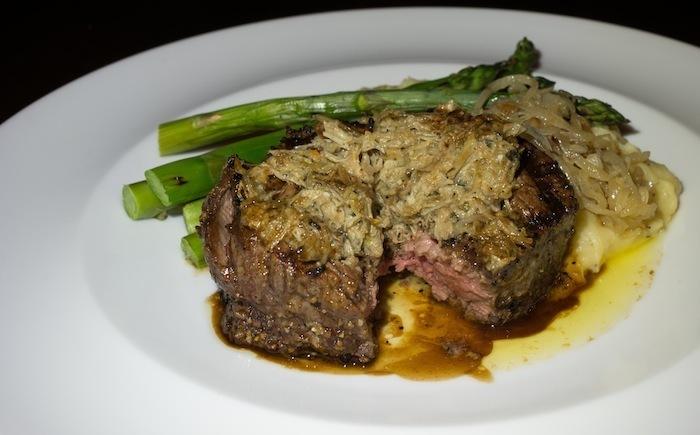 Indigo restaurant Review Steak