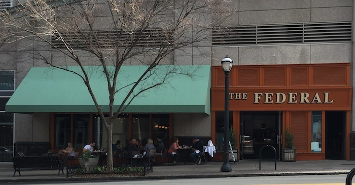 The Federal Atlanta restaurant