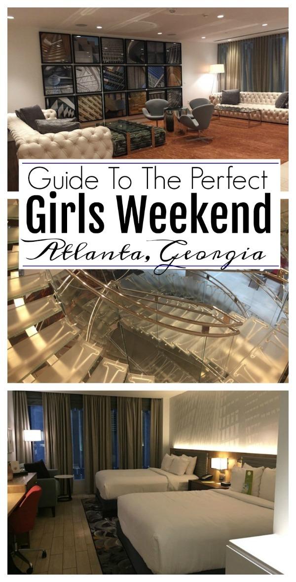 Girls Weekend in Atlanta