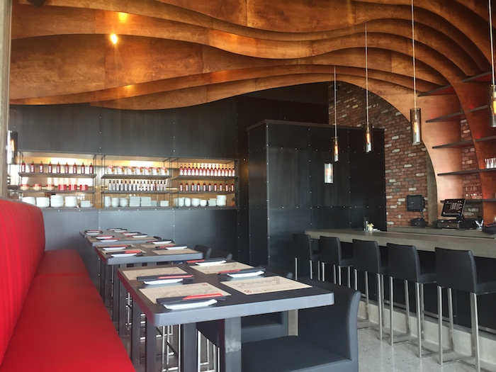 modern design CO restaurant atlanta