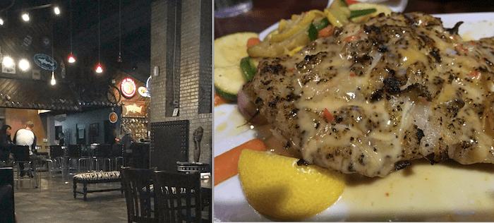 Fishale restaurant Panama City Beach review