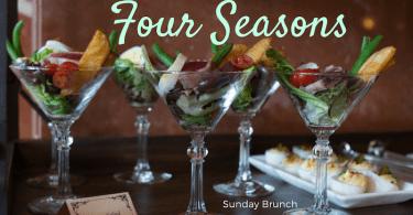 Four Seasons Sunday Brunch