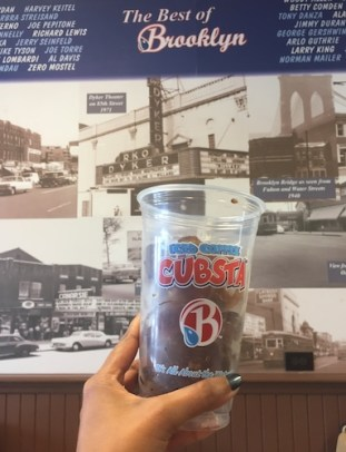 cubista coffee from brooklyn water bagels