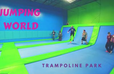 jumping world trampoline park fun