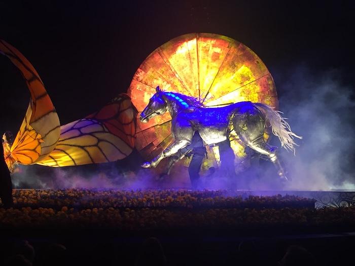 luzia cirque du soleil Mexican theme