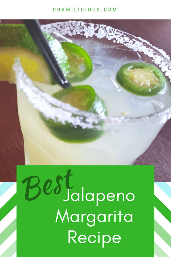 Best jalapeno margarita recipe