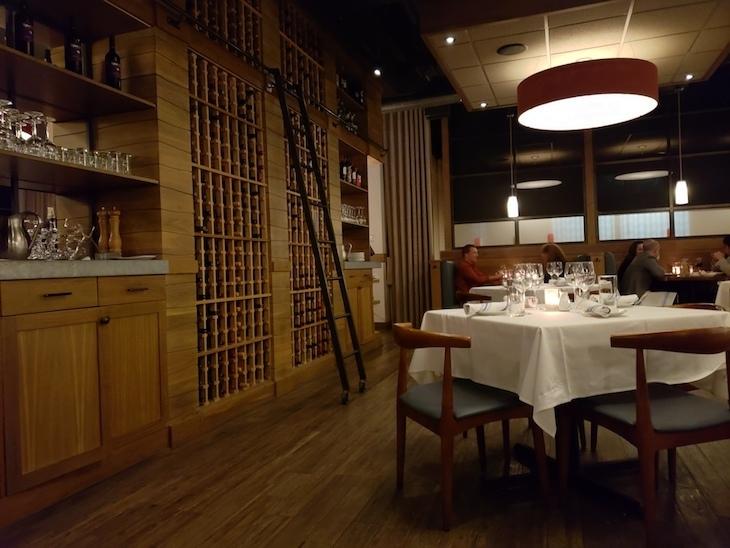 Noble Fin seafood restaurant Roamilicious