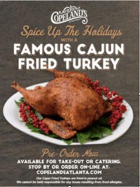 cajun deep fried turkey easy Roamilicious