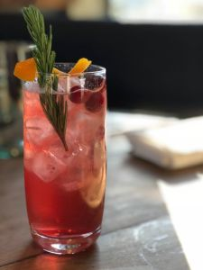 holiday themed cocktails atlanta