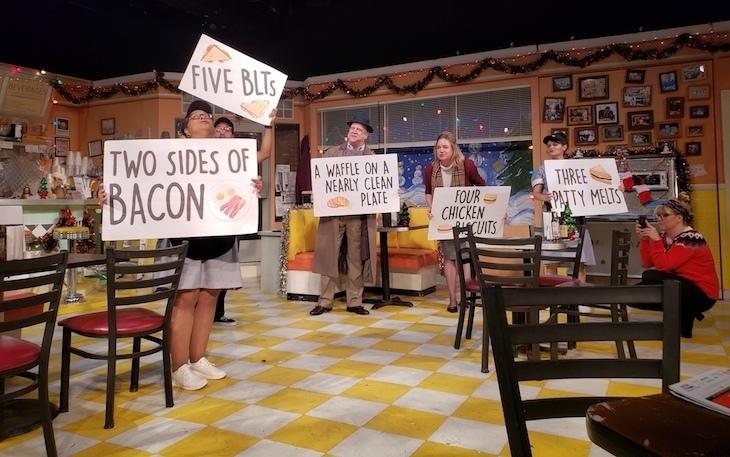 waffle palace xmas review roamilicious