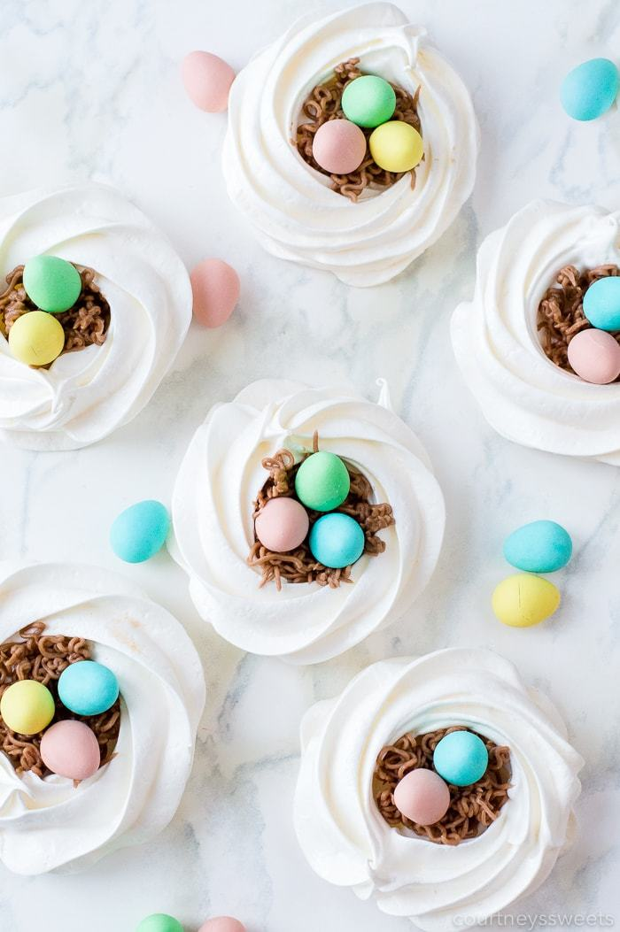 meringue-nests-Easter-eggs-holiday