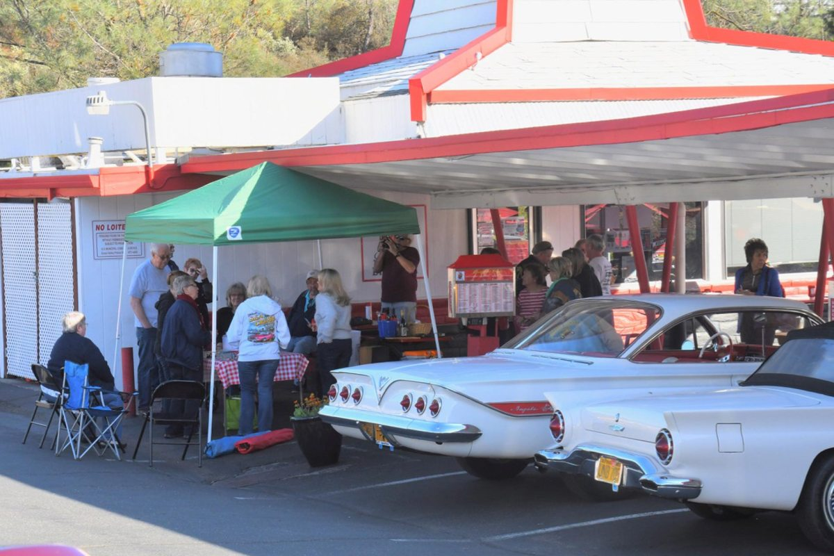 Survive the Drive Fundraiser at Big As in Grass Valley