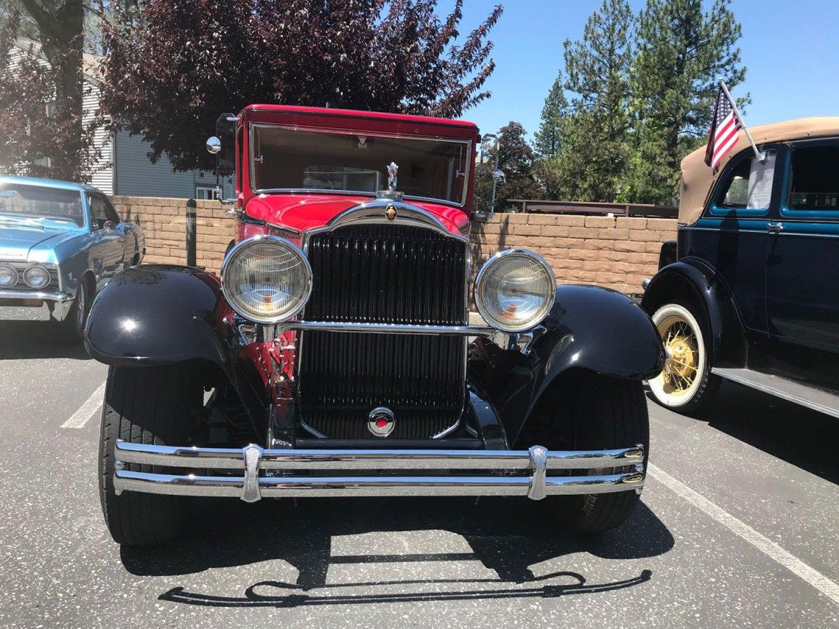1930 Packard 726 Sedan-Dave & Sheila R.