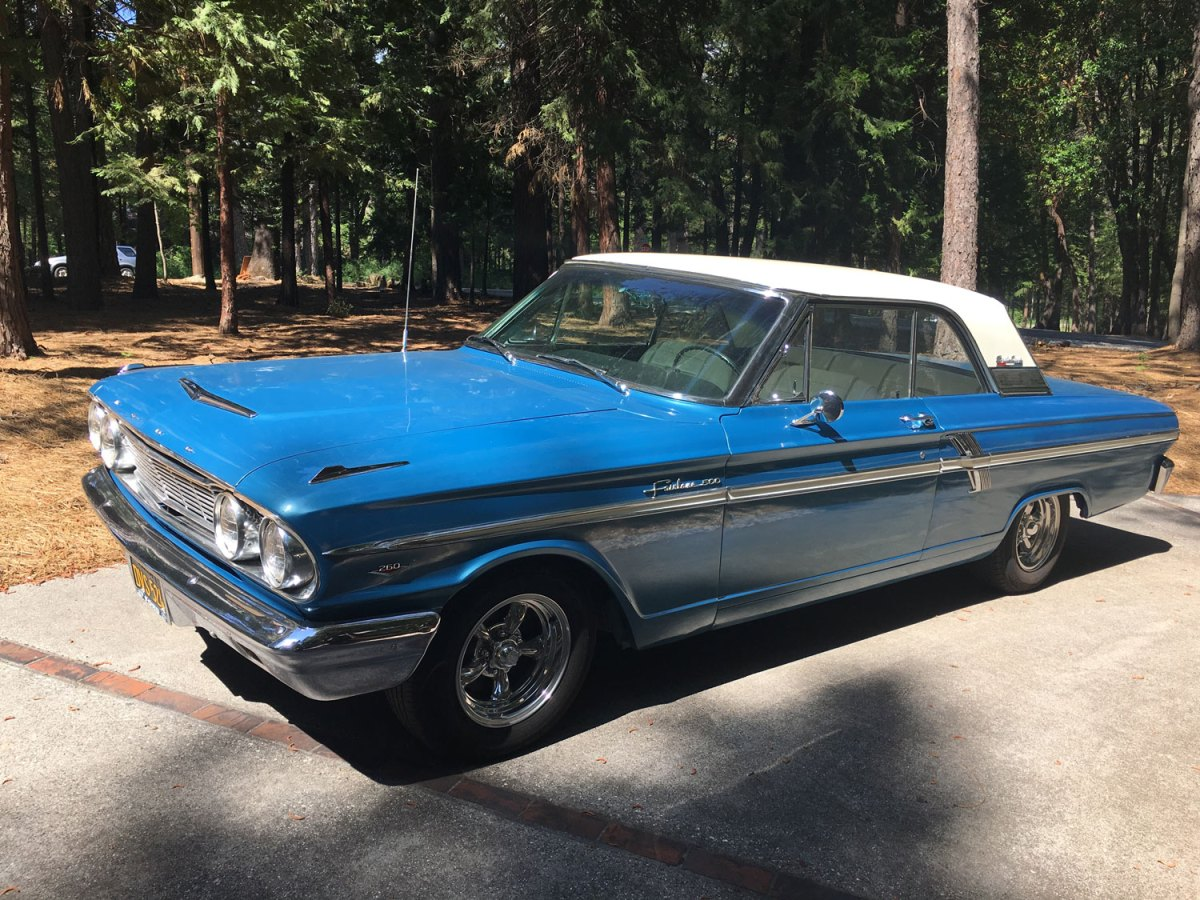 1964 Ford Fairlane Sport Coupe - Richard & Barb S.