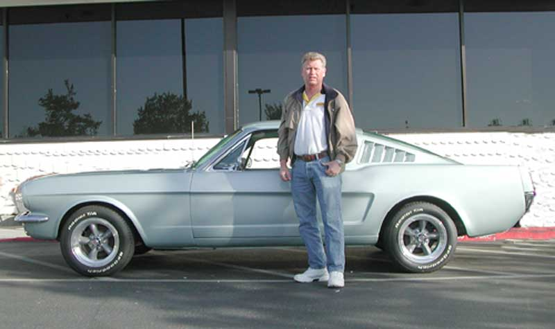 1965 Ford Mustang - Gary A